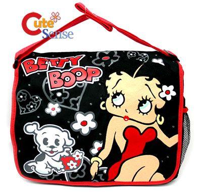 Betty Boop Messanger sac PWe1SHp