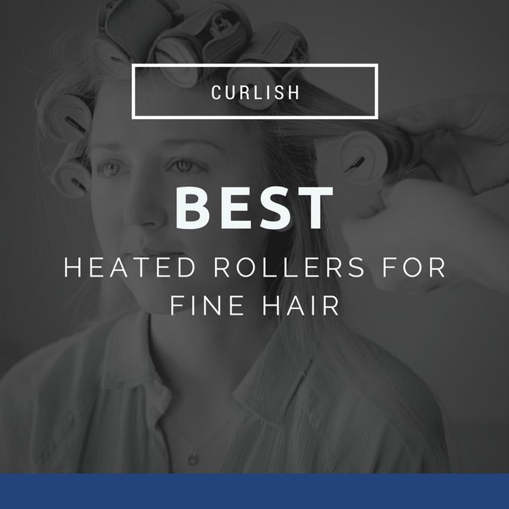 Fine hair is not something you want to mess with. Avoid any problems with these few tricks! From detailed reviews to buyers guides, we put a lot of effort to find only the best heated rollers for fine hair. Check them out!