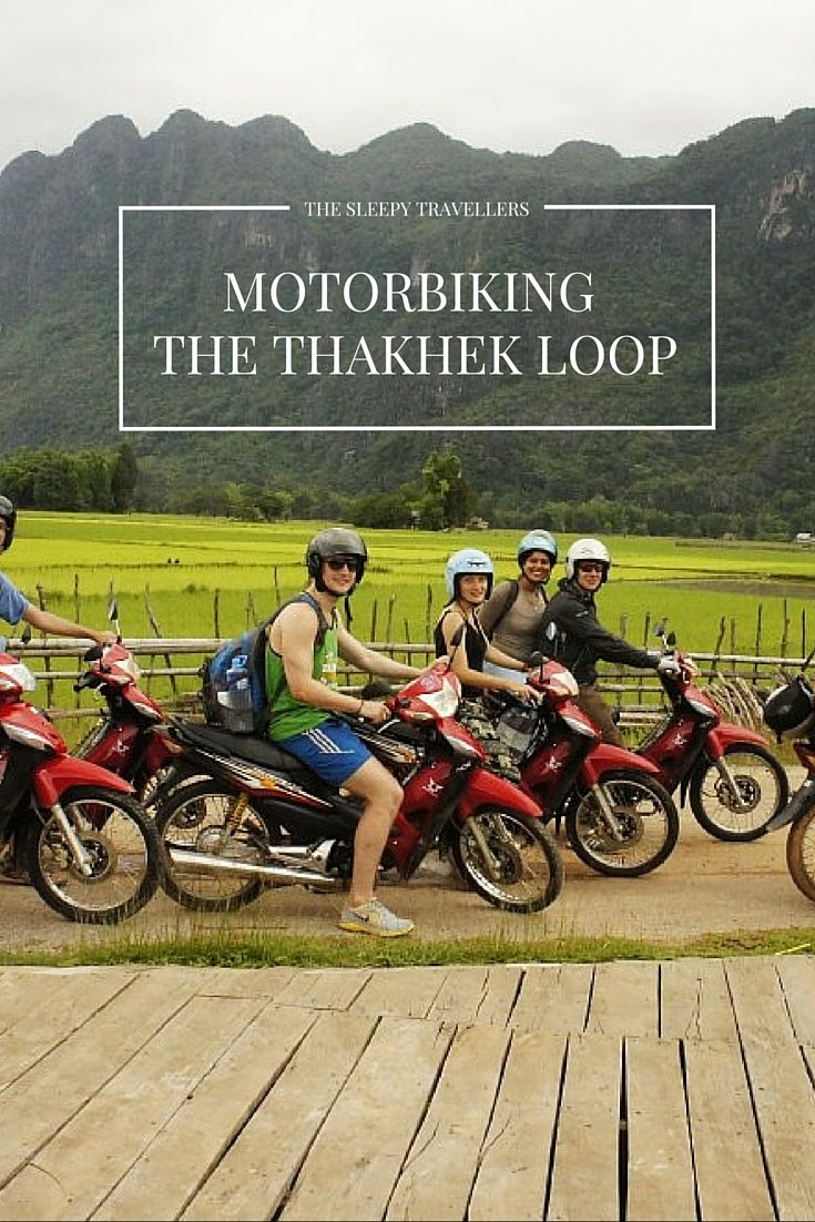 Our hints and tips for motorbiking the Thakhek Loop, Laos.