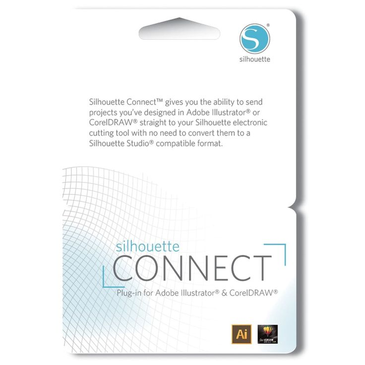 Silhouette Connect Plugin Download Card-