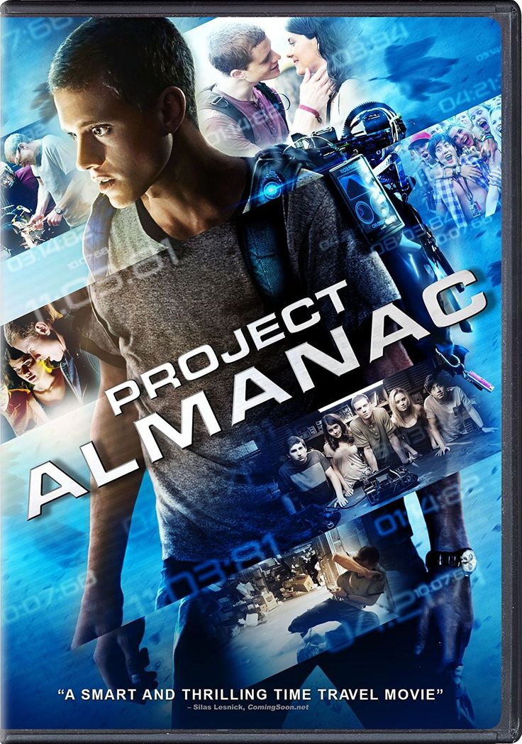 Project Almanac is a really enjoyable movie, but the found footage technique is really out done. Description from play.google.com. I searched for this on bing.com/images