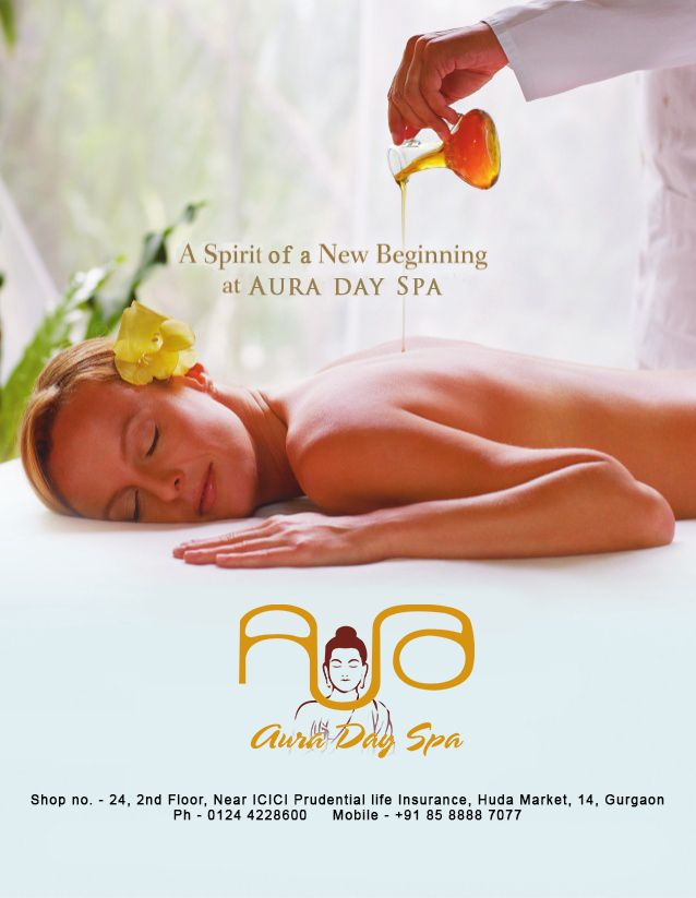 Life is so stressfull so everyone wants to relax and refresh your body and mind. So a new beginning of your body, soul and mind at our aura day spa.