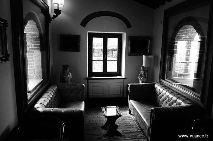 Mulino di Firenze -Black and white