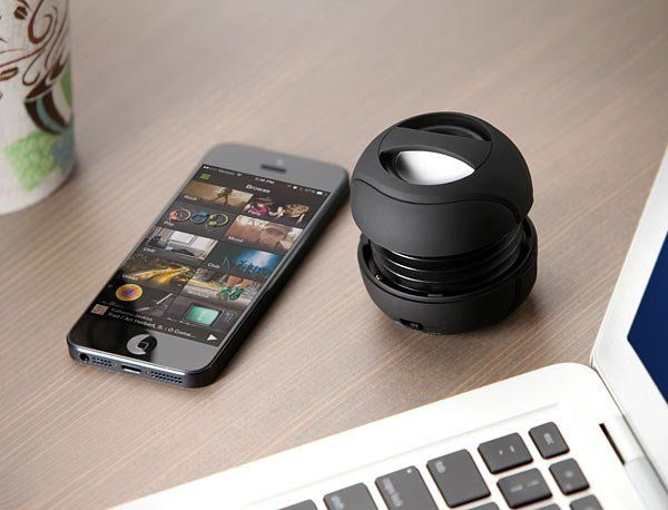 All Ur Bass Bluetooth Capsule Speaker. Want it? Own it? Add it to your profile on unioncy.com #gadgets #tech #electronics #want #apple #workspace
