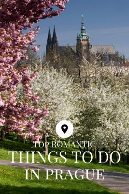 Top Romantic Things To Do In Prague - http://thewanderingwanderluster.com/top-romantic-things-to-do-in-prague/
