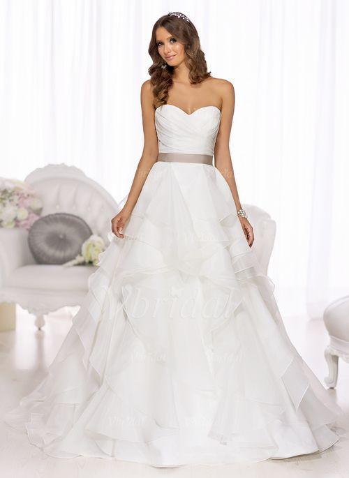 49 besten Dresses Bilder auf Pinterest   Hochzeitskleider ...