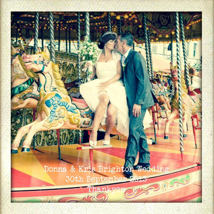 Brighton Wedding 2013 by Lynda kelly at Butterfly Portraits.