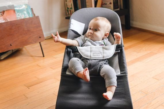 The Best Baby Bouncers And Rockers With Images Best Baby