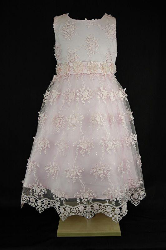#flowergirl #bridesmaid #pink #lace