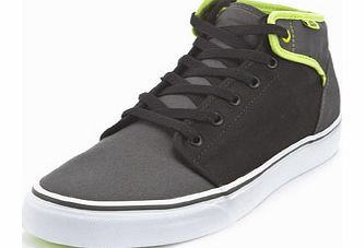 Vans 106 Mid Plimsolls The Vans 106 displays the successful heritage of the skate shoe and re-works it in a contemporary mid-hi option. Using premium Vans DNA this is a shoe that outlasts the season in terms of style and du http://www.comparestoreprices.co.uk/womens-shoes/vans-106-mid-plimsolls.asp