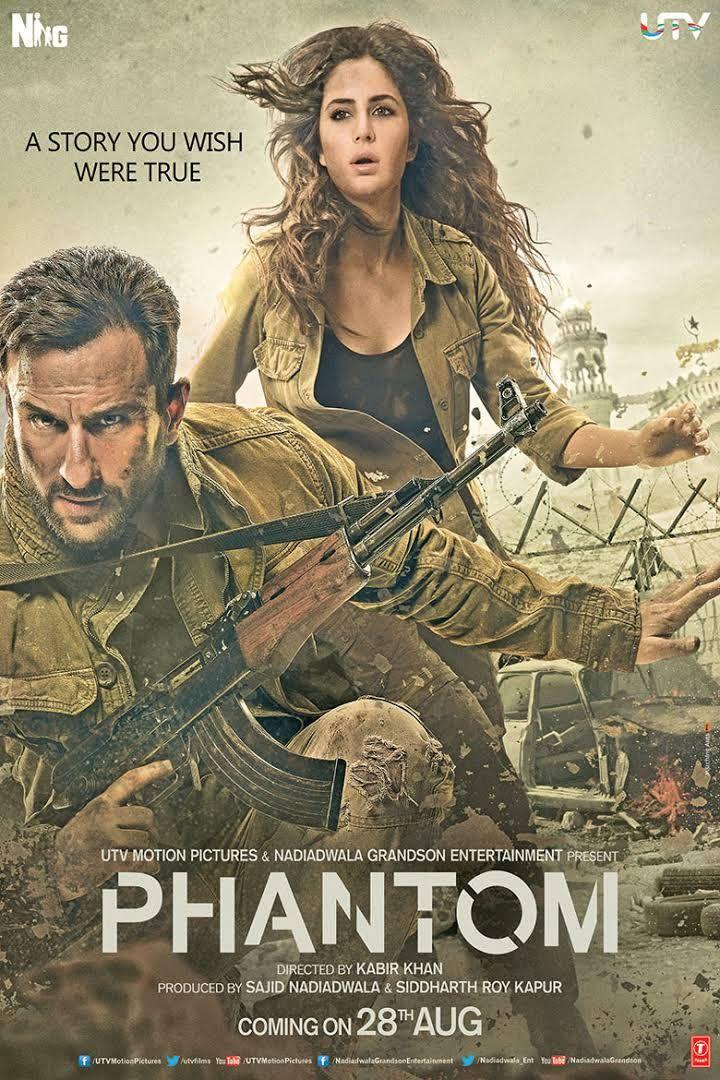 PHANTOM: Saif Ali Khan is Bollywood's Jack Reacher & Ethan Hunt