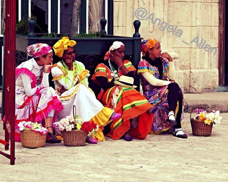 Taking a break in Havana