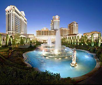 Caesar Palace, Las Vegas,  2010