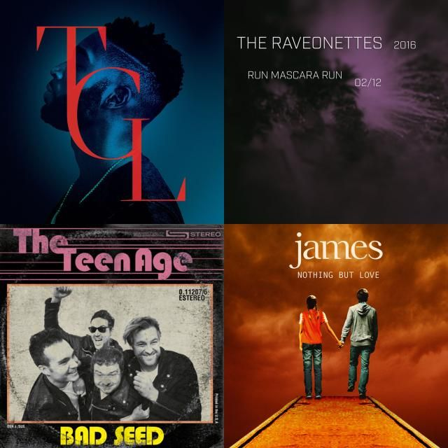 Here is our 28th Best Of The Week playlist which you can on Spotify. It is simply the best 20 new tracks that we heard this week featuring James, Tinie Tempah and we could go on, but why take a look and a listen for yourself?