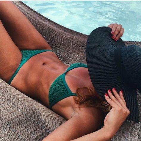 // Pinterest @esib123 //  #swimsuit #beach #swim Bathing suit