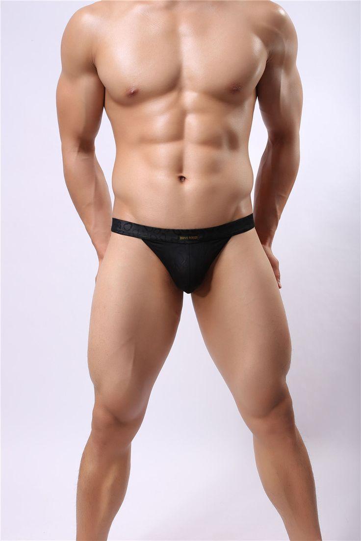 Мужчины Сексуальные Кружевные Прозрачные Личные Трусы Бикини Стринги Стринги Танга Спортсмены Нижнее Белье Шорты Экзотические Т-обратно Смелый Человек B1138