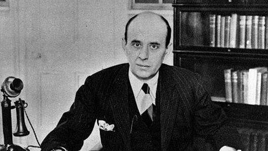 Jan Masaryk se narodil před 125 lety