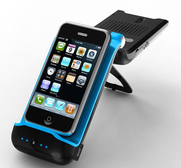The MiLi Pro iPhone Projector is an awesome little piece of kit; it allows you t…