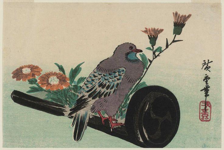 hiroshige pigeon - Google zoeken