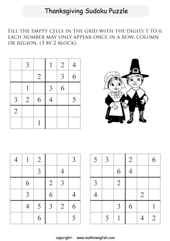 The 25 best Sudoku puzzles ideas on Pinterest  Printable puzzles