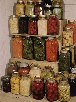 Info on canning with no or reduced sugar, how to adjust times and recipes