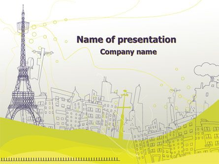 http://www.pptstar.com/powerpoint/template/paris-illustration/ Paris Illustration Presentation Template