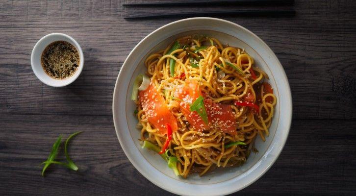 Nyttiga luncher du fixar på 5 minuter!