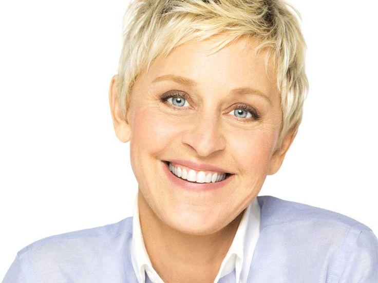 Comedian Ellen DeGeneres and her Australian wife Portia de Rossi celebrated 10 years together today.