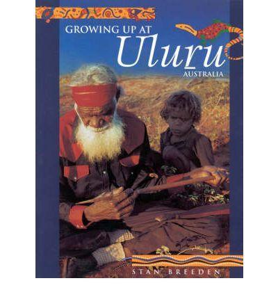 Growing up at Uluru, Australia