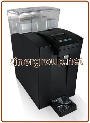 Polares DUAL S2T refrigeratore sopra banco 4 vie acqua fredda, ambiente, frizzante, calda 16Lt/h -