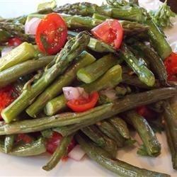 Green Bean and Asparagus Salad - Allrecipes.com