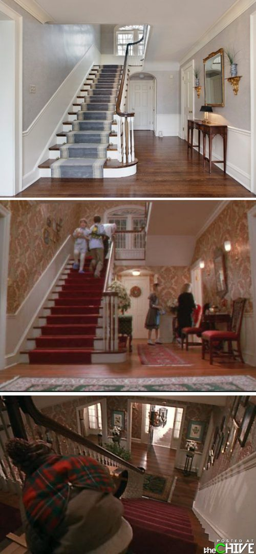 Home Alone house for sale -let's take a peek inside (25 ...