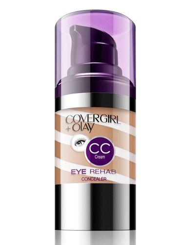 Bright eyes in a blink Cover Girl + Olay Eye Rehab CC Cream 9.29