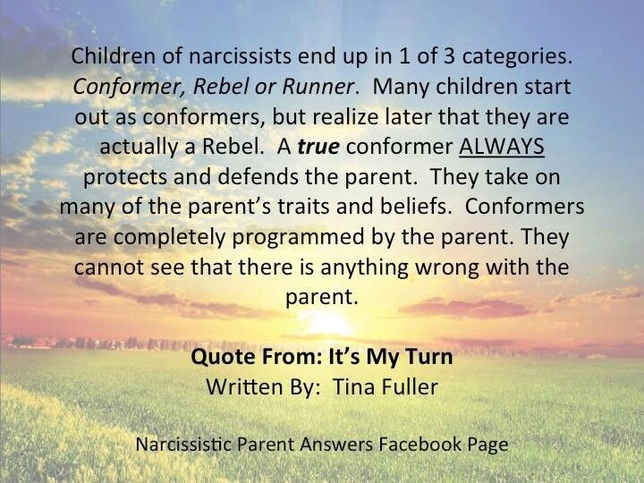 Children Of Narcissists End Up In 1 Of 3 Categories