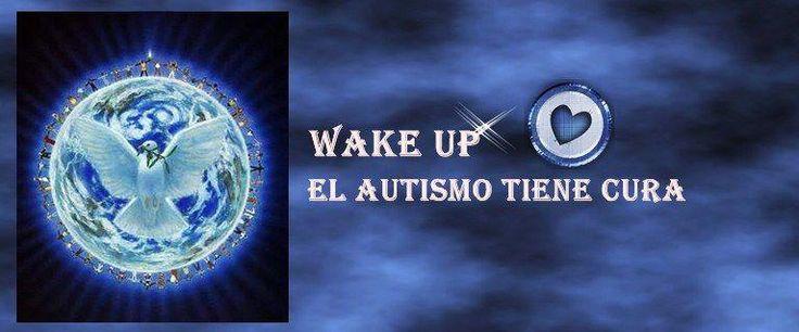 WAKE UP, EL AUTISMO TIENE CURA  https://www.facebook.com/groups/262895743741564/