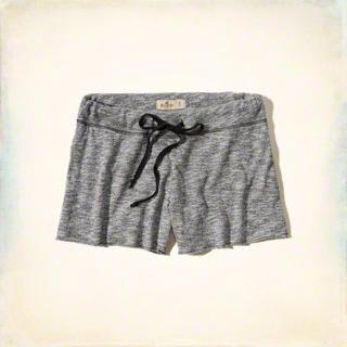 Cutoff Snit Shorts