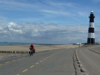 La Caborne van de beer ...: Met de fiets naar de Noordzee - Aflevering 8: return - door België.