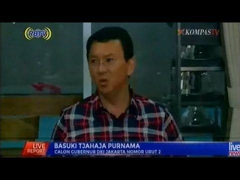 Ahok Diminta Mundur Dari Pilkada DKI 2017,  Ahok: Lebih Baik Saya Dipenj...