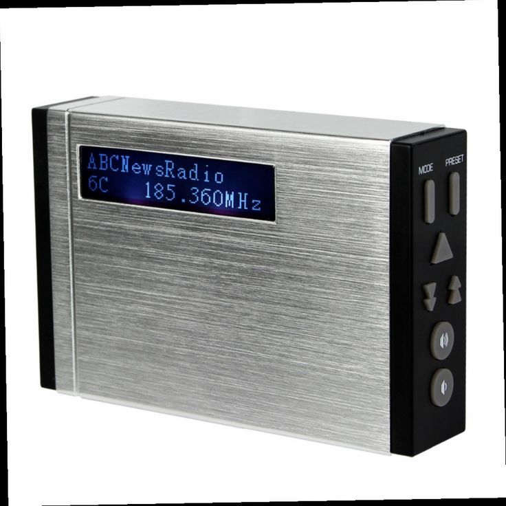 41.10$  Buy here - http://ali1fc.worldwells.pw/go.php?t=32753466221 - Portable DAB Radio+ FM Stereo Radio Pocket Size DAB Receiver with LCD Display Radio Recorder Y4396D