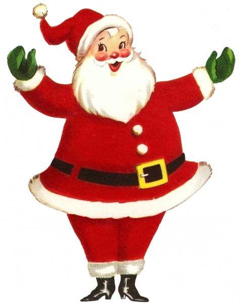 santa - Christmas Santa Pictures