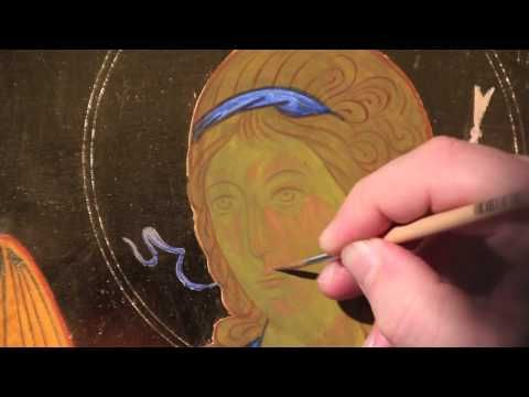 ▶ 5.1 - Icon of an Angel the Face - Giving the Form - YouTube