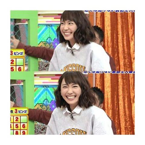 . 『笑っていいとも!』Photo set 3 Gakki smile!!!ヾ(*´∀`*)ノ