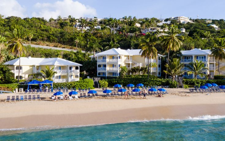 Best All-Inclusive St. Thomas Resorts via T&L