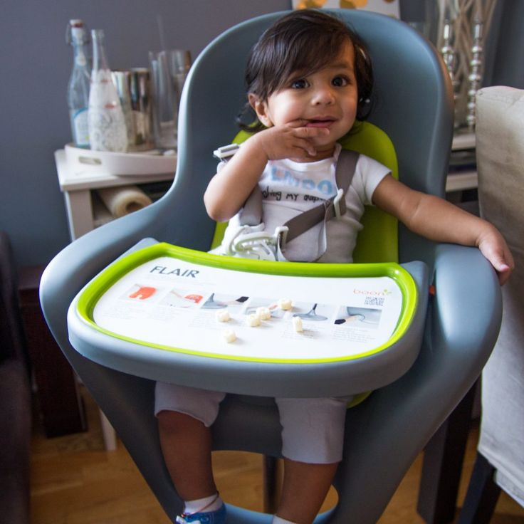 Boon Flair High Chair Tray