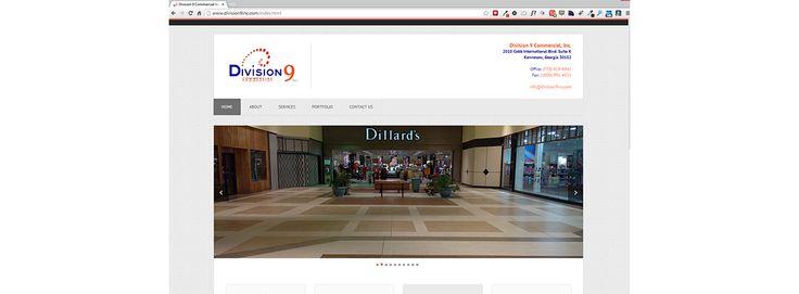 Division 9 Inc | Designed by Lori, LLC - WordPress Web Design - Metro Atlanta - Marietta - SmyrnaDesigned by Lori, LLC – WordPress Web Desig...