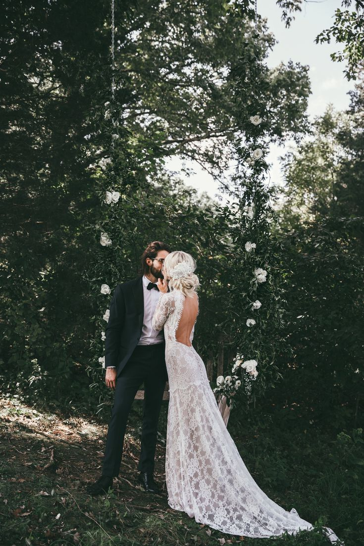 Exclusive! See Mary Lawless of Happily Grey's Gorgeous Nashville Wedding!