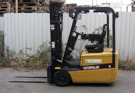 Caterpillar Cat EP16KT EP18KT EP20KT Forklift Lift Trucks