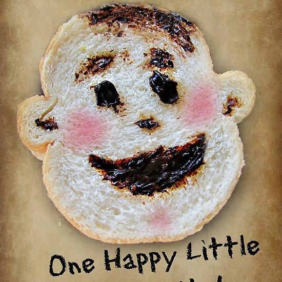 One Happy Little Vegemite