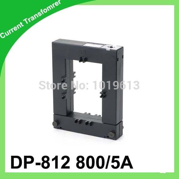 27.21$  Watch now  - DP split core current transformers open-core ct DP-812 800/5 Class:0.5 5VA
