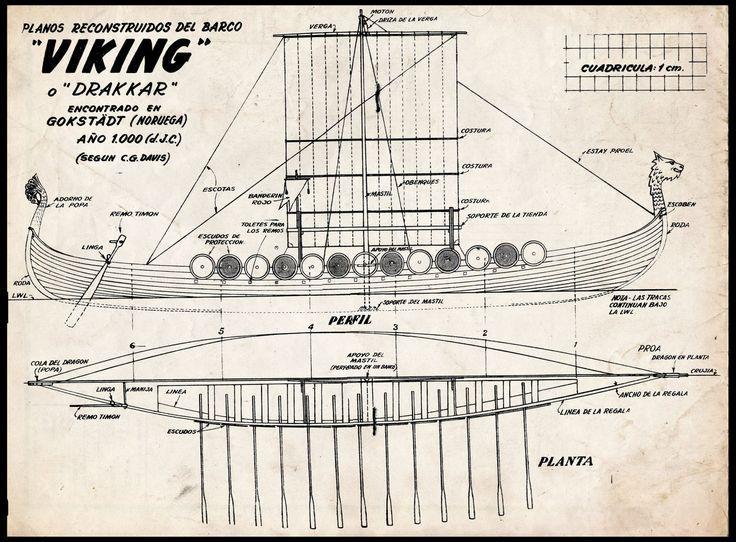 Images For  U0026gt  Viking Longship Diagram